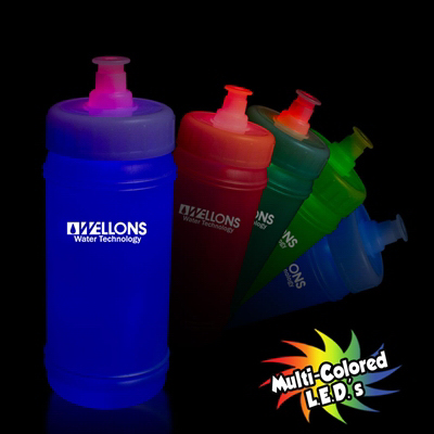 Custom 16 oz Aqua-Lite Sports Bottle