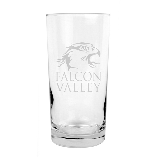 Promotional 12 oz Beverage Glass