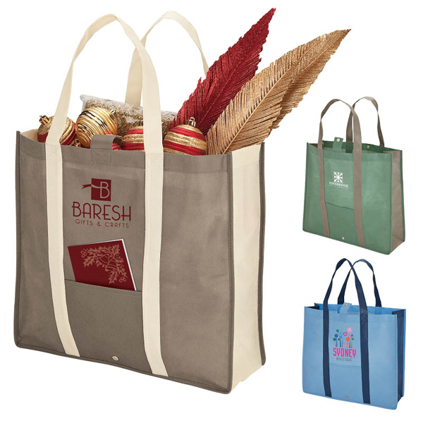 Promotional Handles Up Tote Bag