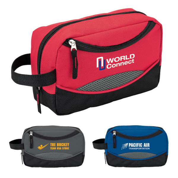 Promotional Travel Time Toiletry Kit