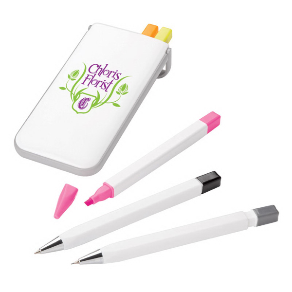 Customized Good Times Writing Set