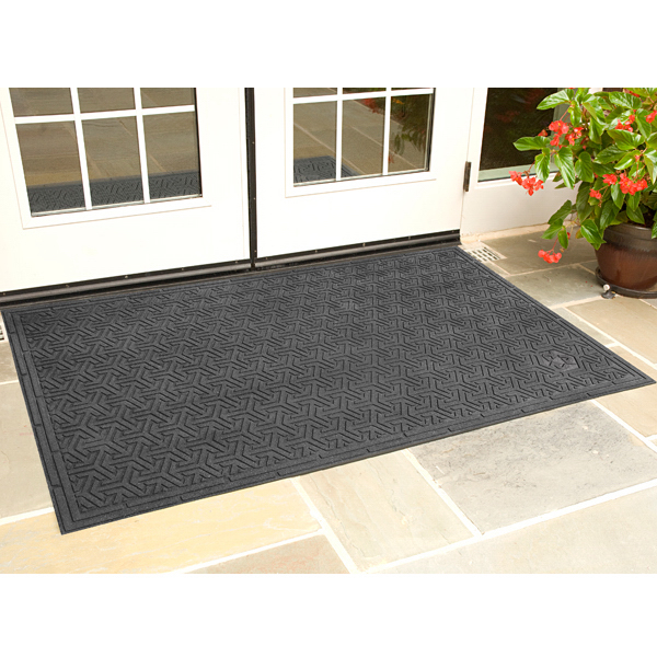 Promotional SuperScrape (TM) Eco Rubber Mat