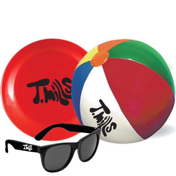 Promotional BALL FLY SUN KIT