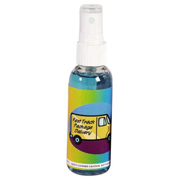 Imprinted Lens Cleaner Bottle 2 oz