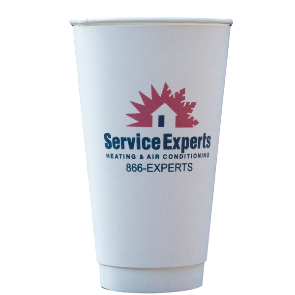 Promotional Insulated Paper Cup, 20 oz