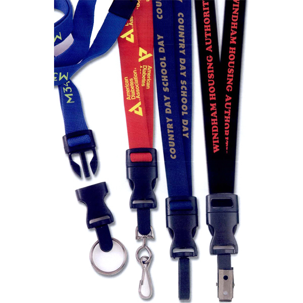 Promotional Fast & Easy Lanyard