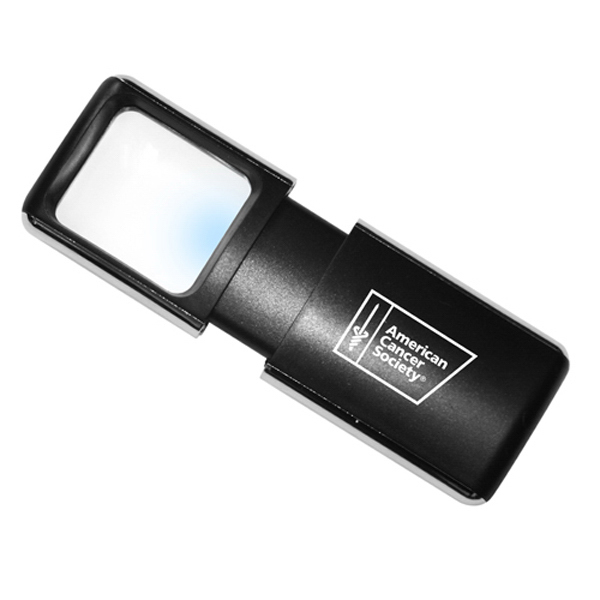 Promotional 5X MAGNIFIER WITH LED LIGHTS