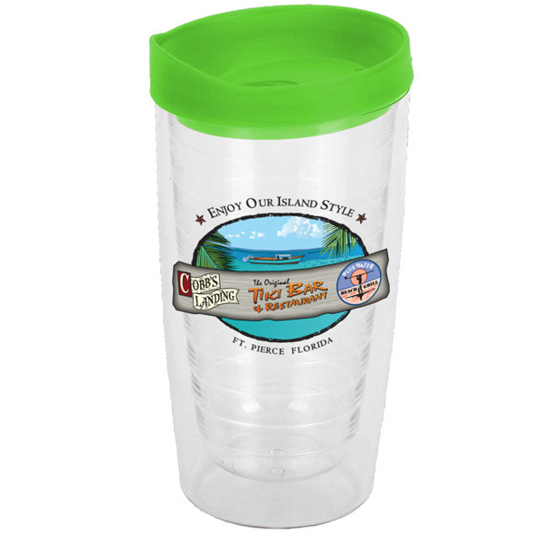 Customized Tiber 16 oz. Tumbler