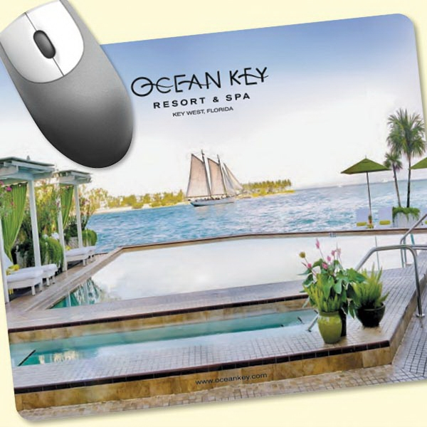 "Promotional NEW! Vynex® DuraTec® 8""x9.5""x1/8"" Mouse Pad"