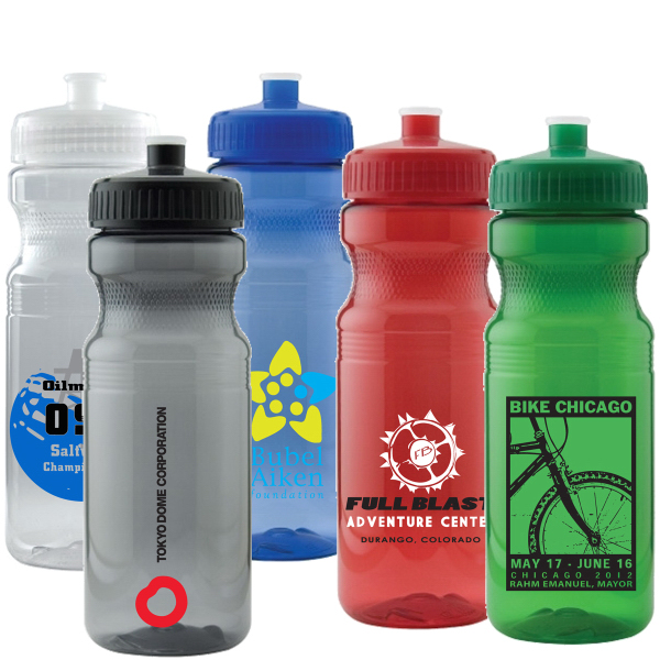 Printed BOTTLE TUFF Clear 24 oz.