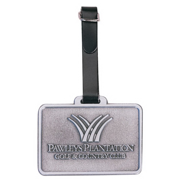 Customized Golf Metal Bag Tag
