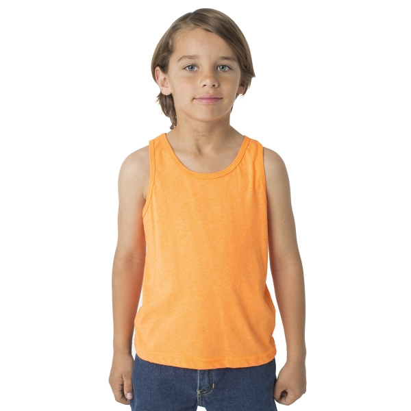 Custom Kids Poly-Cotton Tank