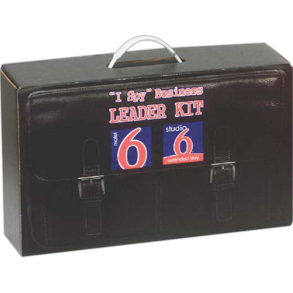 Promotional Box With Handle