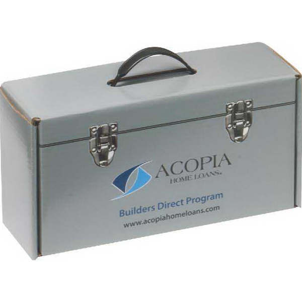 Personalized Box With Handle