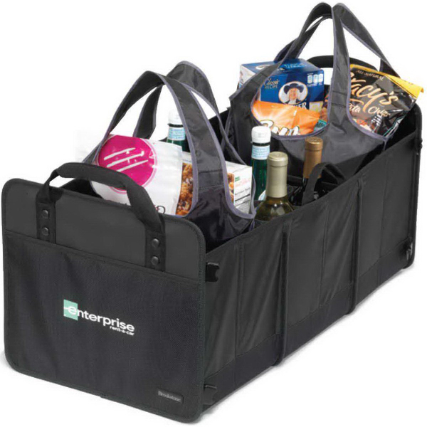 Promotional Brookstone (R) Deluxe Cargo Organizer