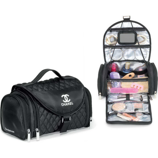 Printed Brookstone (R) Women's Amenity Case