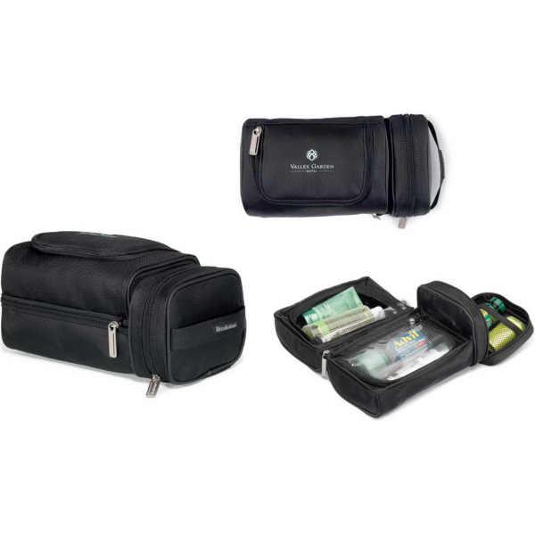 Customized Brookstone (R) Performance Amenity Case