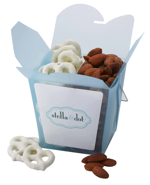 Printed Health Nut Gift Set