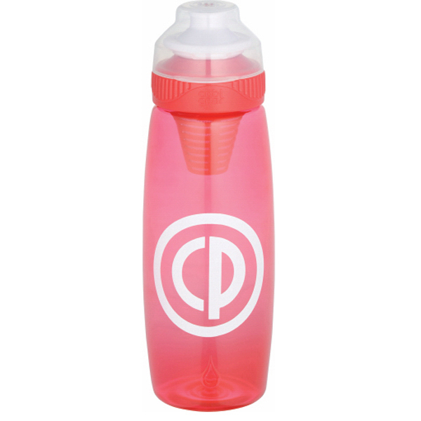 Custom Cool Gear (R) Pure Filtration BPA Free Sport Bottle 26 oz