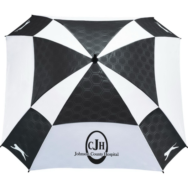 "Personalized 60"" Slazenger (TM) Cube Golf Umbrella"