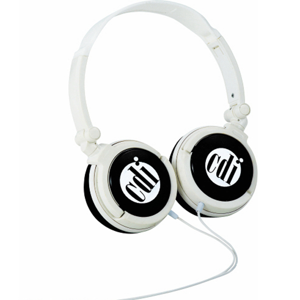 Imprinted Hades On Ear Headphones