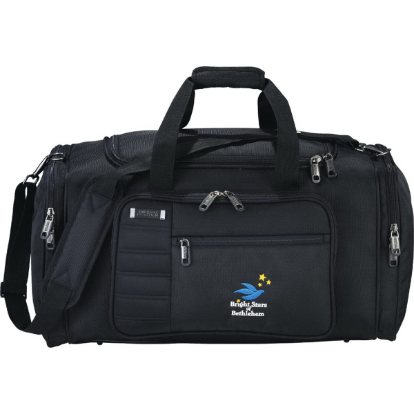 Personalized Kenneth Cole (R) Tech Travel Duffel Bag