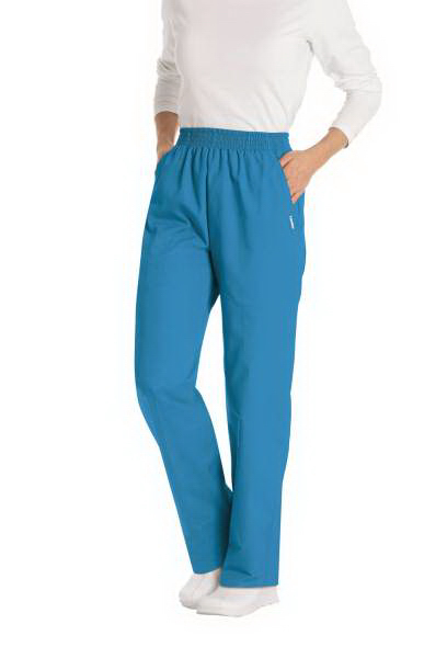 Personalized SA8327 Landau Women's Relaxed Scrub Pant
