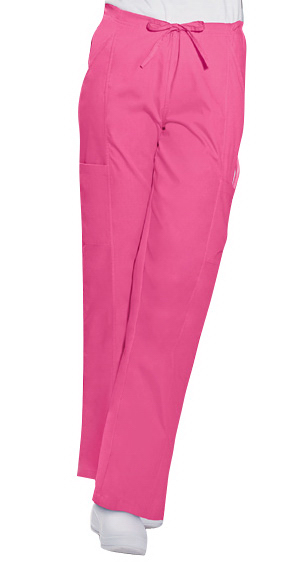 Customized SA8385 Landau Women's Flare Leg Scrub Pant