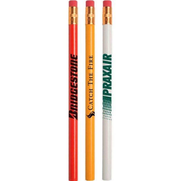 Imprinted Jo-Bee Jumbo Tipped Pencil