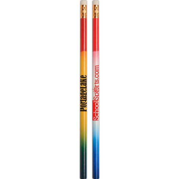 Personalized Jo-Bee Tri-Color Pencil