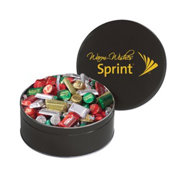 Printed Hershey's (R) Holiday Mix / Large Tin