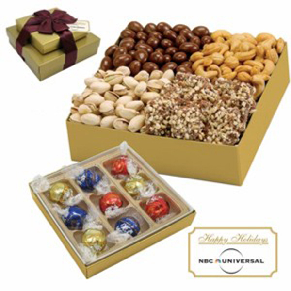 Personalized Express Delicious Duo / Gourmet Sampler
