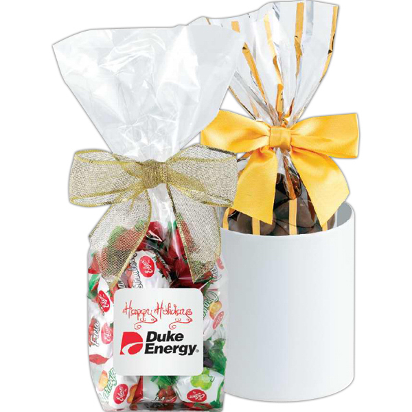 Customized Elegant Mug Stuffer / Hershey's (R) Holiday Mix