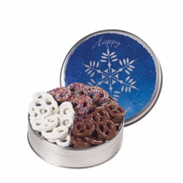 Custom Express Snowflake Tin