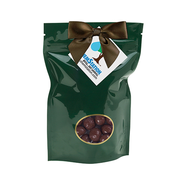 Promotional Large Window Bag / Chocolate Covered Peanuts