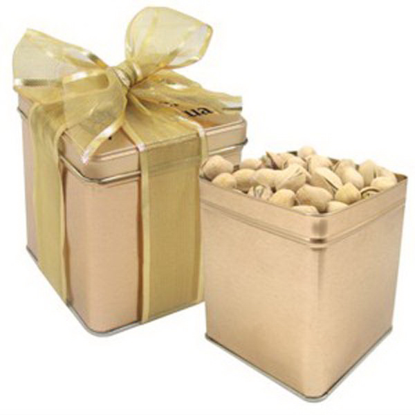 Printed Perfect Present Tin / Pistachios