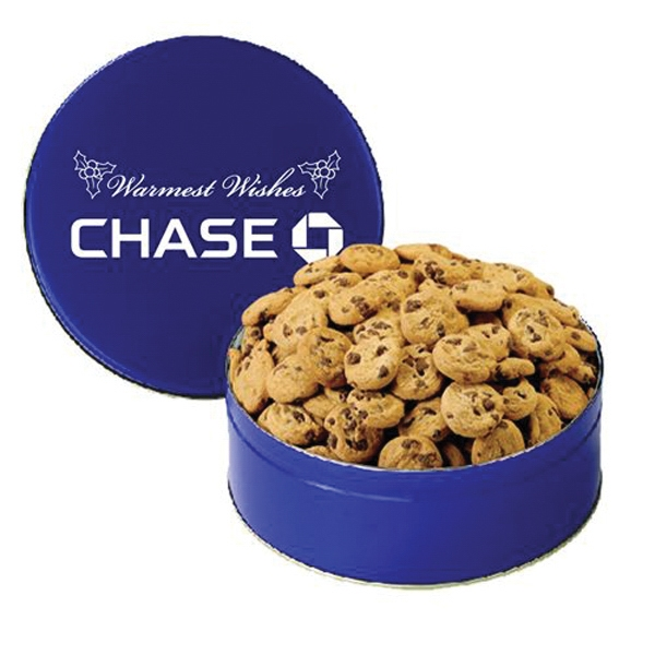 Personalized Mini Cookie Tin / Extra Large