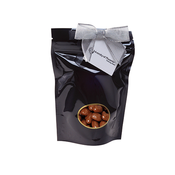 Customized Small Window Bag / Chocolate Covered Peanuts