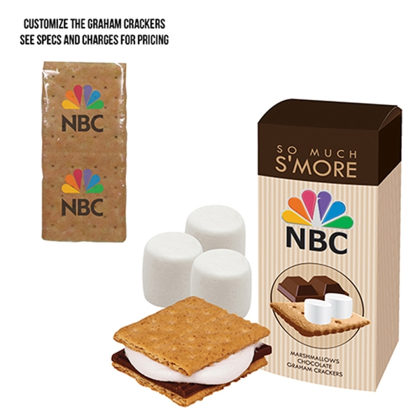 Custom S'mores Kit in a Box