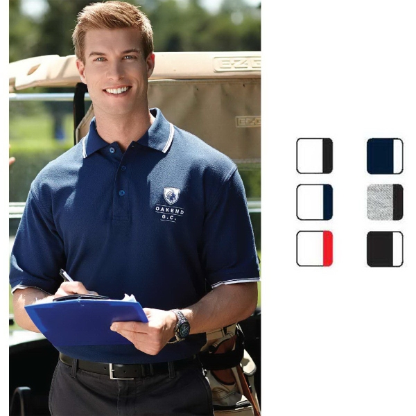Customized Cintura short sleeve polo