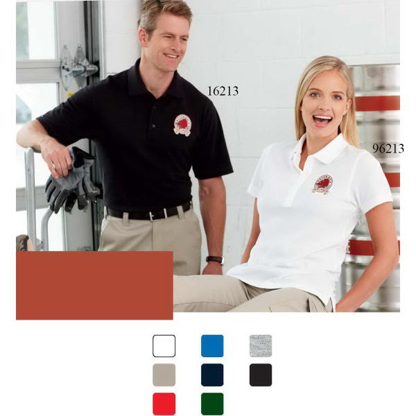 Personalized Purcell short sleeve polo