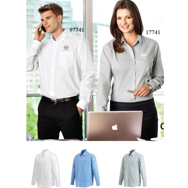 Promotional Ioma long sleeve shirt