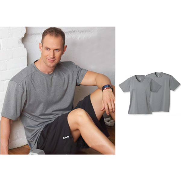 Imprinted Altai short sleeve training tee