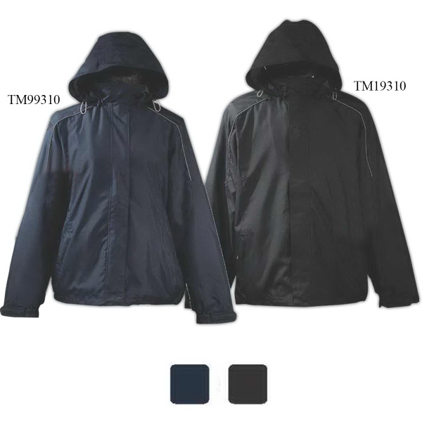 Promotional Valencia three in one jacket