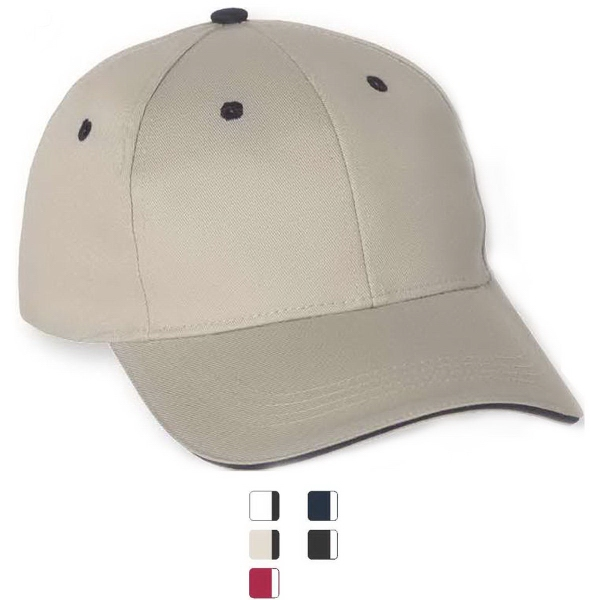 Personalized Balance chino twill ballcap