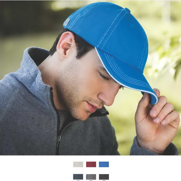 Custom Smoothrock Contrast Stitch Ballcap