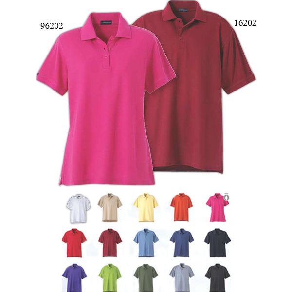 Personalized Madera short sleeve polo