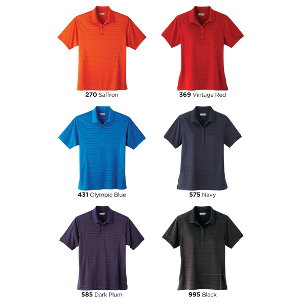 Personalized Koryak short sleeve polo