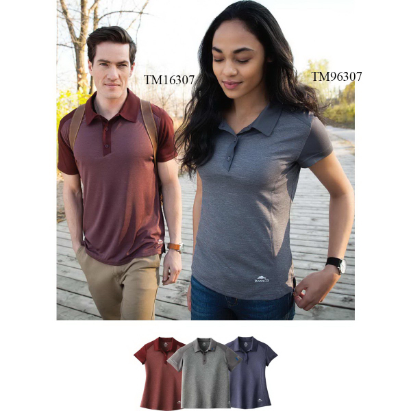 Custom Rapidlake Short Sleeve Polo