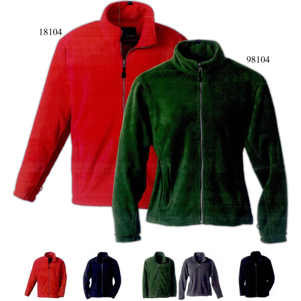 Promotional Bartlett fleece full zip jacket